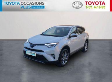 Achat Toyota RAV4 197 Hybride Lounge AWD CVT Occasion