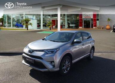Vente Toyota Rav4 197 Hybride Silver Edition AWD CVT Occasion