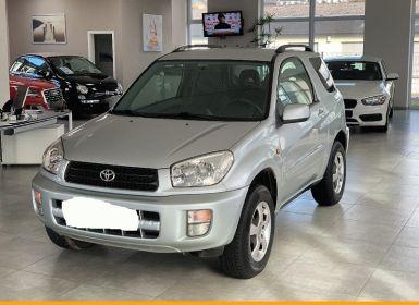 Achat Toyota Rav4 2.0 4X4 150 VVTI Occasion