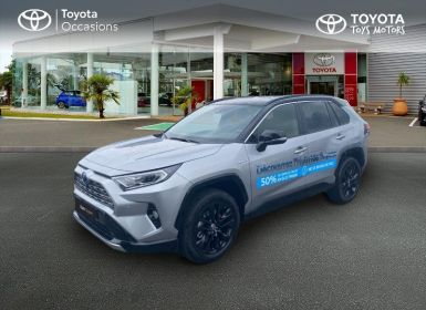 Achat Toyota Rav4 HYBRID 218CH 2WD COLLECTION MY21 Occasion