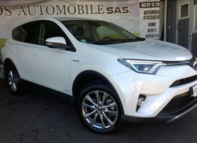 Voiture Toyota RAV4 HYBRIDE 2018 HYBRIDE 197CH AWD Dynamic Edition Occasion
