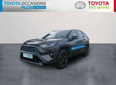 Acheter Toyota RAV4 Hybride 218ch Collection 2WD Occasion