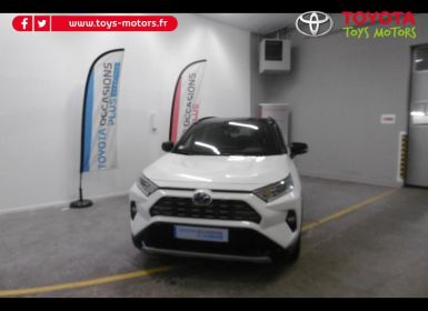 Achat Toyota RAV4 Hybride 218ch Collection 2WD Occasion