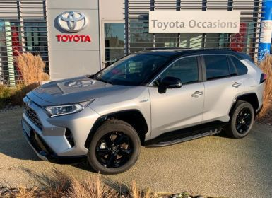 Achat Toyota RAV4 Hybride 218ch Collection 2WD MY20 Occasion