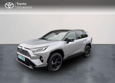 Vente Toyota RAV4 Hybride 218ch Collection 2WD MY20 Occasion