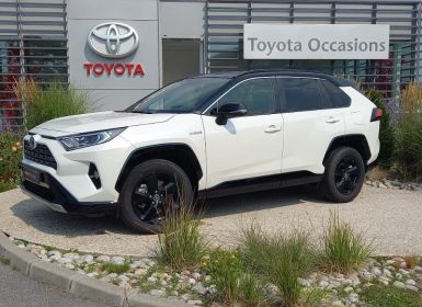 Vente Toyota Rav4 Hybride 218ch Collection 2WD MY20 Occasion