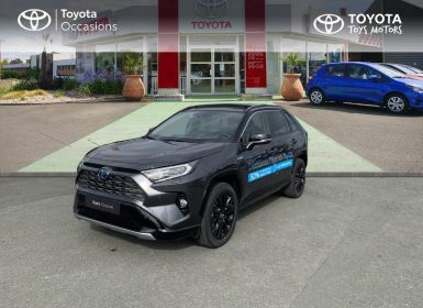 Achat Toyota Rav4 Hybride 218ch Collection 2WD MY21 Occasion