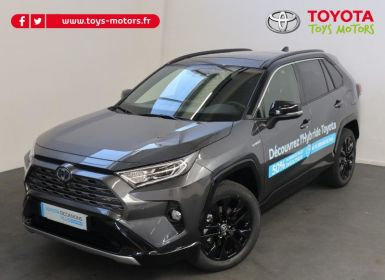 Vente Toyota Rav4 Hybride 218ch Collection 2WD MY21 Occasion
