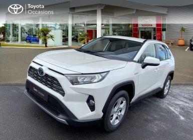 Achat Toyota Rav4 Hybride 218ch Dynamic 2WD Occasion