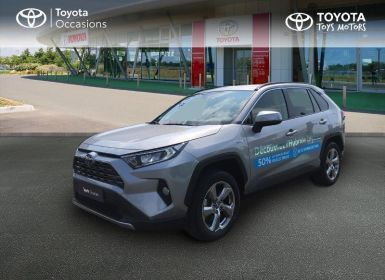 Vente Toyota Rav4 Hybride 218ch Dynamic 2WD MY21 Occasion