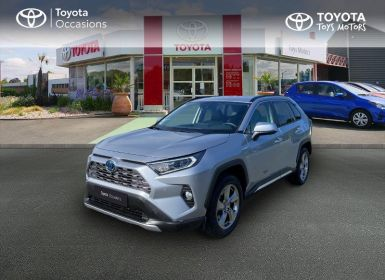 Achat Toyota Rav4 Hybride 218ch Lounge 2WD Occasion