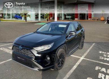 Vente Toyota Rav4 Hybride 218ch Lounge 2WD MY20 Occasion
