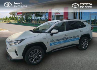 Vente Toyota Rav4 Hybride 218ch Lounge 2WD MY21 Occasion