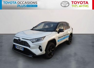 Vente Toyota RAV4 Hybride 222ch AWD-i Collection - Pack Confort Occasion