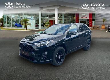 Vente Toyota Rav4 Hybride 222ch Black Edition AWD-i MY21 Occasion