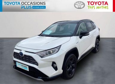 Vente Toyota RAV4 Hybride 222ch Collection AWD-i MY20 Occasion