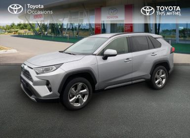 Vente Toyota Rav4 Hybride 222ch Lounge AWD-i MY20 Occasion