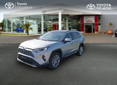 Achat Toyota Rav4 Hybride 222ch Lounge AWD-i MY21 Occasion