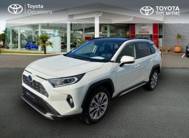 Vente Toyota Rav4 Hybride 222ch Lounge AWD-i MY21 Occasion