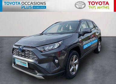 Toyota Rav4 Hybride 222cv Dynamic-Pack Techno AWD-i