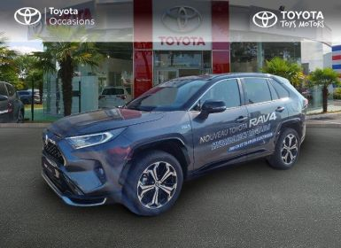 Achat Toyota Rav4 Hybride Rechargeable 306ch Collection AWD Occasion