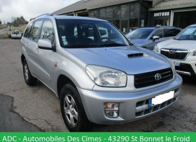 Voiture Toyota RAV4 II 2.0D-4D 5PORTES GX Occasion