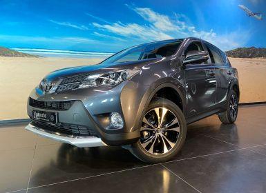 Vente Toyota Rav4 RAV 4 2.0 benzine 152pk manueel 4x4 - Navi - Trekhaak - Camera Occasion