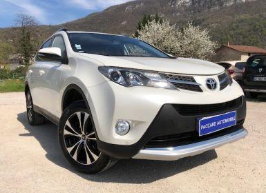 Vente Toyota Rav4 RAV 4 Essence 25 000kms 1ere main 4X4 Occasion