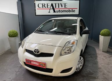 Vente Toyota Yaris 1.0 - 69 VVT-i In 52 000 KMS Occasion