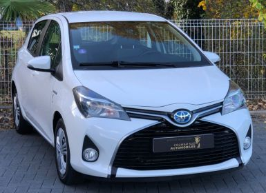 Vente Toyota Yaris 100H BUSINESS 5P Occasion