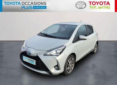 Acheter Toyota YARIS 100h Chic 5p Occasion