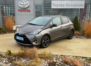 Acheter Toyota YARIS 100h Collection 5p Occasion