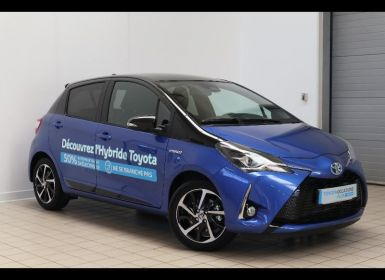 Voiture Toyota YARIS 100h Collection 5p MY19 Occasion