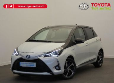 Achat Toyota Yaris 100h Collection 5p MY19 Occasion