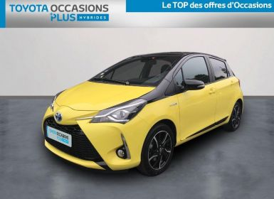 Voiture Toyota YARIS 100h Collection 5p RC18 Occasion