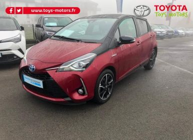Achat Toyota YARIS 100h Collection 5p RC18 Occasion