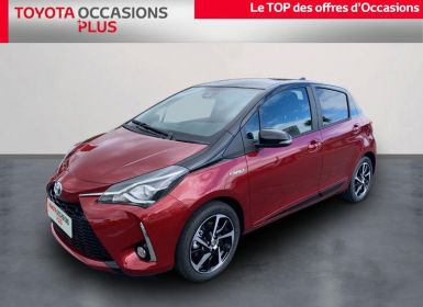 Achat Toyota YARIS 100h Collection 5p RC19 Occasion