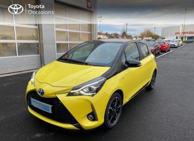 Toyota Yaris 100h Collection Jaune 5p