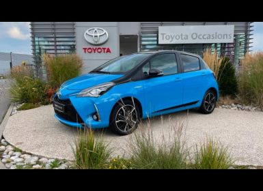 Vente Toyota Yaris 100h Cyan Edition 5p RC18 Occasion