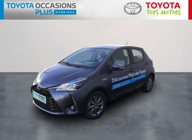 Voiture Toyota YARIS 100h Dynamic - Pack Confort - Pack Connect 5p Occasion
