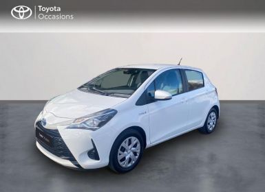 Achat Toyota YARIS 100h France 5p Occasion