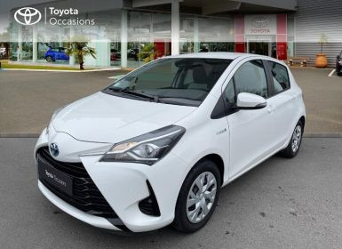 Vente Toyota Yaris 100h France 5p Occasion