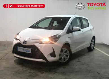 Achat Toyota YARIS 100h France 5p RC18 Occasion