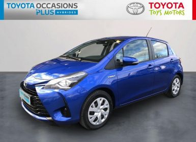 Vente Toyota YARIS 100h France 5p RC18 Occasion