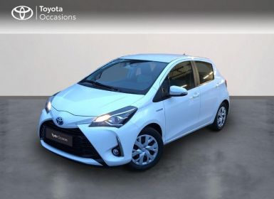 Vente Toyota YARIS 100h France Business 5p Occasion