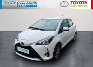 Achat Toyota YARIS 100h France Business 5p MY19 Occasion