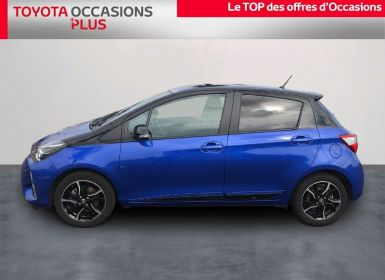 Voiture Toyota YARIS 110 VVT-i Collection 5p Occasion