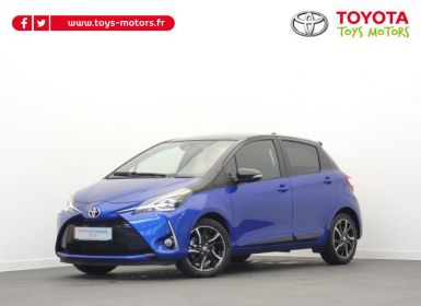 Achat Toyota YARIS 110 VVT-i Collection 5p Occasion