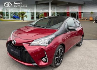 Vente Toyota Yaris 110 VVT-i Collection CVT 5p Occasion