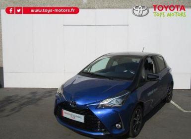 Acheter Toyota YARIS 110 VVT-i Design 5p Occasion